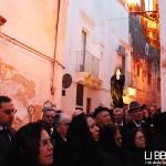 Coro, processione Vergine Desolata