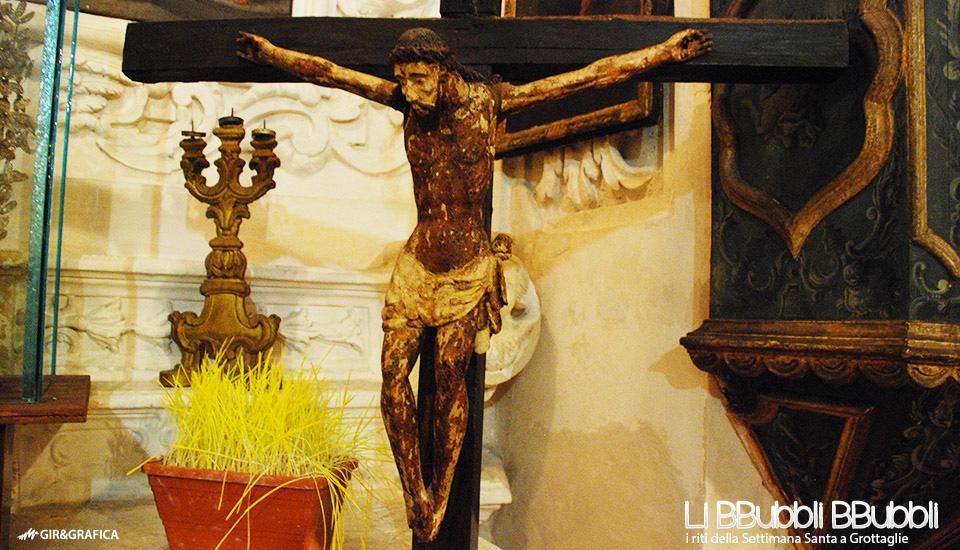 Cristo in Croce, Chiesa della Madonna del Lume